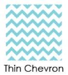 Thin Chevron