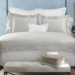 Matouk Nocturne Hemstitch Bedding Collection  Gallery_837 NULL