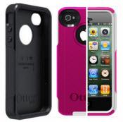 Black Otterbox For Iphone 4/4s