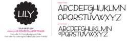 Silverstein Writing Font