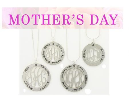 mothers day pendants are on sale now