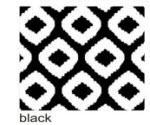 Ikat Black