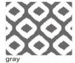 Ikat Gray