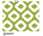 Ikat Green