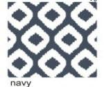 Ikat Navy