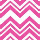 Zigzag Hot Pink