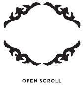 18 Open Scroll