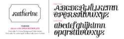 Verner Writing Font