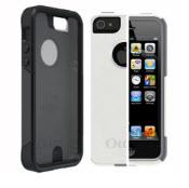 Black Otterbox For Iphone 5, 5s