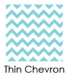 Thin Chevron