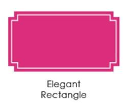 Elegant Rectangle Frame