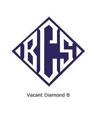 Vacant Diamond Chain Stitch
