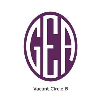 Vacant Circle Chain Stitch