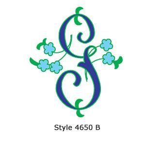 #4650 Chain Stitch ( 2nd Color Comment Box)