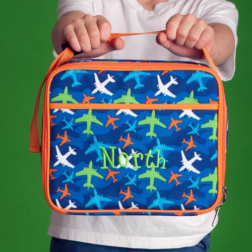 Personalized Take Flight Lunch Box  Home & Garden > Kitchen & Dining > Food & Beverage Carriers > Lunch Boxes & Totes