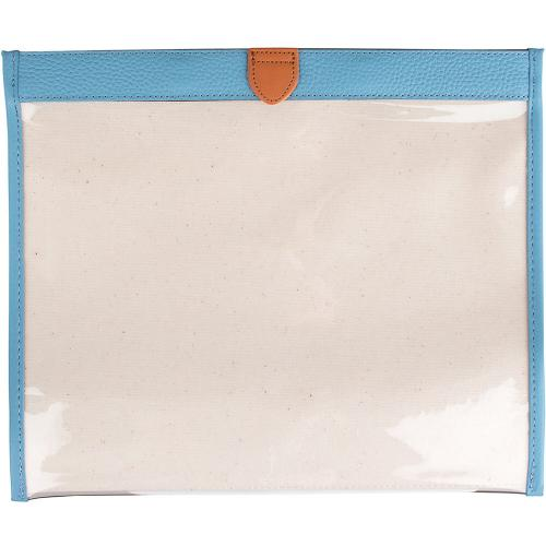 Boulevard Clear Mason TPU Document Case  Office Supplies > Filing & Organization > Report Covers & Portfolios