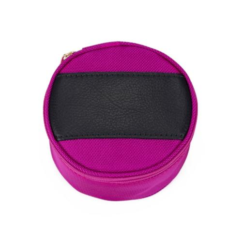 Boulevard Ava Round Jewelry Case  Apparel & Accessories > Jewelry