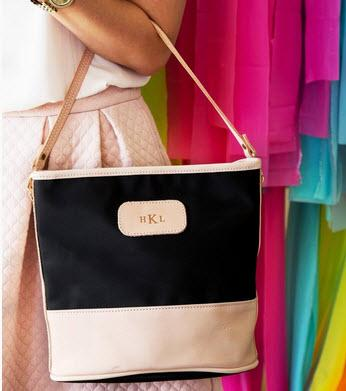 Jon Hart Personalized Letita Crossbody Purse  Apparel & Accessories > Handbags > Cross-Body Handbags
