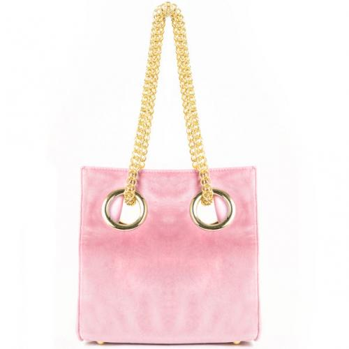 Lisi Lerch Scarlett Light Pink Shoulder Bag Lisi Lerch Scarlett Light Pink Shoulder Bag Apparel & Accessories > Handbags > Clutches & Special Occasion Bags