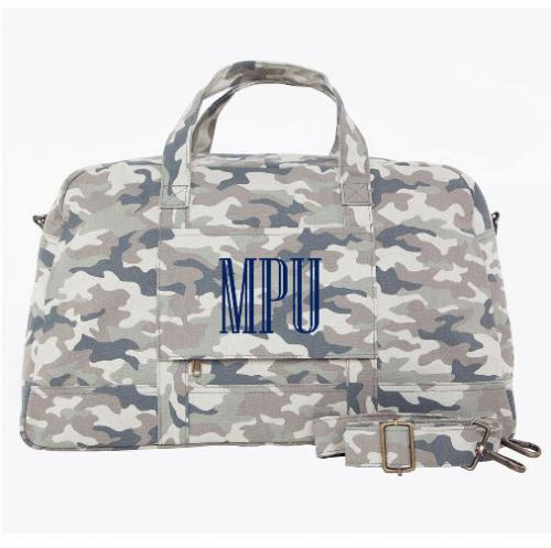 Monogrammed Expedition Weekender Light Camo  Luggage & Bags > Duffel Bags