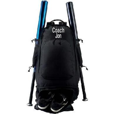 Expandable Bat Bag- BackPack- New Cool bat bag for Boys!! quotes for orders over 10   Sporting Goods > Team Sports > Baseball