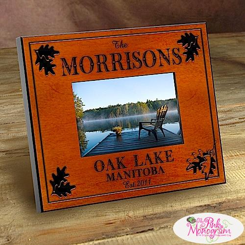 Personalized Picture Frames Cabin Series    Home & Garden > Decor > Picture Frames