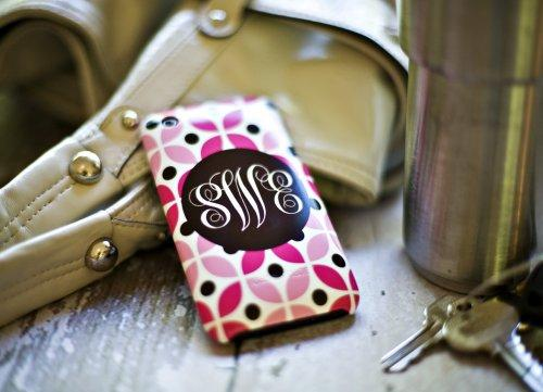 Monogrammed Iphone Cases 3G/3GS and Iphone 4 (AT&T and Verizon), Ipod Touch  Gallery_208