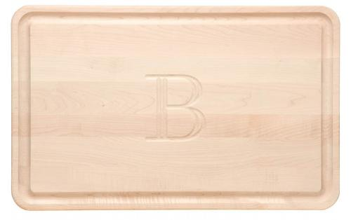"Personalized Cutting Board 15x24"" Maple   Home & Garden > Kitchen & Dining > Kitchen Tools & Utensils > Cutting Boards"