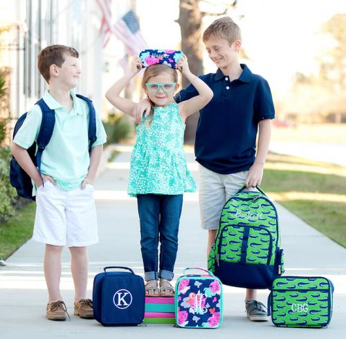 Monogrammed back to school items Gallery_50
