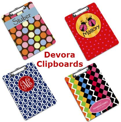 Devora Designer Clipboards  Office Supplies > Office Instruments > Clipboards