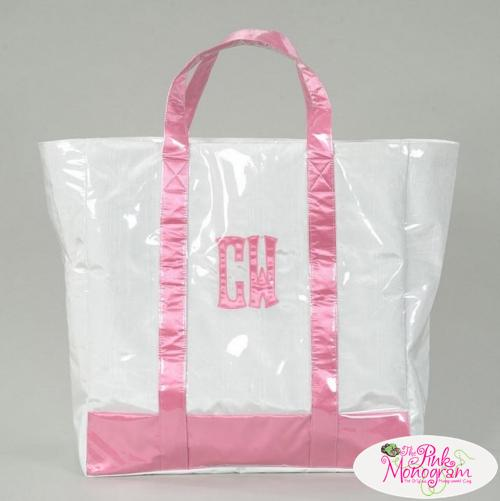 Monogrammed Talley Ho Designs Small  Tote  Apparel & Accessories > Handbags > Tote Handbags