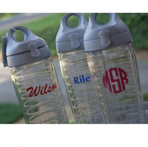 Personalized Water Bottle from Tervis Tumblers  Home & Garden > Kitchen & Dining > Barware