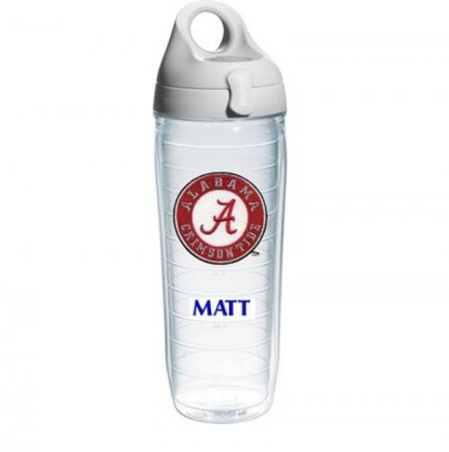 personalized water bottle collegiate tervis tumbler