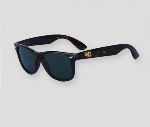 Monogrammed Sunglasses Wayfarer Style  Apparel & Accessories > Clothing Accessories > Sunglasses