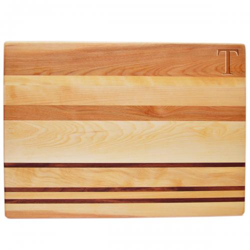 Personalized Wooden Cutting Board from Carved Solutions  Home & Garden > Kitchen & Dining > Kitchen Tools & Utensils > Cutting Boards