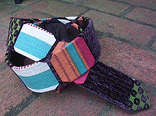 Loopty Loo Hobo Fabric Belt Strip  Apparel & Accessories > Clothing Accessories > Belts