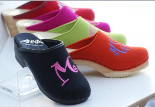 Original Monogrammed Clogs and Sandals Gallery_164 NULL