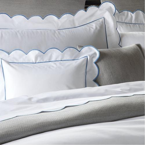 Butterfield by Matouk Monogrammed  Bedding Collection Butterfield by Matouk Monogrammed  Bedding Collection Home & Garden > Linens & Bedding > Bedding