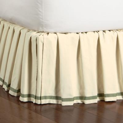 Bed Skirt from Jane Wilner Designs  Home & Garden > Linens & Bedding > Bedding > Bedskirts
