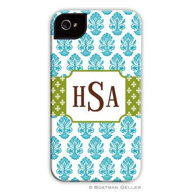 Personalized iPhone Case Beti Teal   Electronics > Communications > Telephony > Mobile Phone Accessories > Mobile Phone Cases