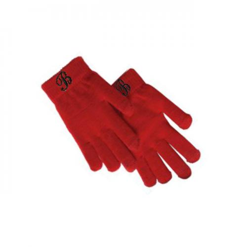 Monogrammed Touch Screen Gloves in Many Cool Colors  Apparel & Accessories > Clothing Accessories > Gloves & Mittens