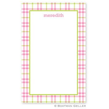 Boatman Geller Personalized Check Notepad  Office Supplies > General Supplies > Paper Products > Notebooks & Notepads