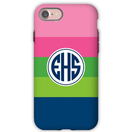 Personalized iPhone Case Bold Stripe   Electronics > Communications > Telephony > Mobile Phone Accessories > Mobile Phone Cases