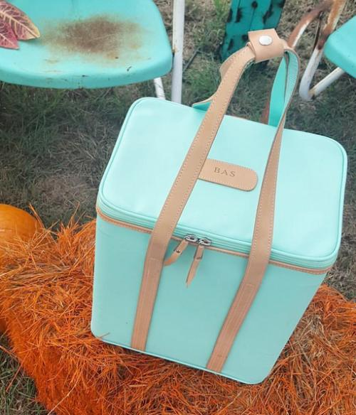 Jon Hart Personalized Big Chill Cooler  Home & Garden > Kitchen & Dining > Food & Beverage Carriers > Coolers