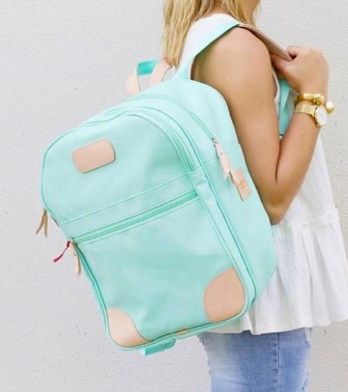 large backpack personalized by jon hart