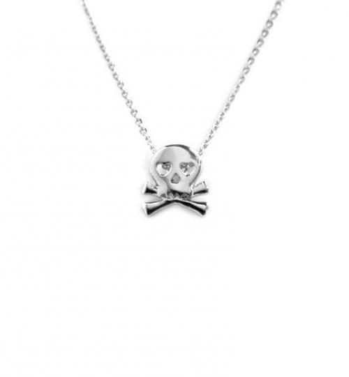 High Polish Skeleton Necklace High Polish   Apparel & Accessories > Jewelry > Necklaces