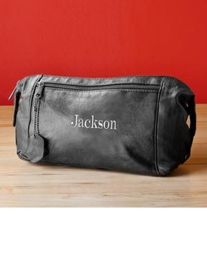 Monogrammed Travel Toiletry Bag   Luggage & Bags > Toiletry Bags
