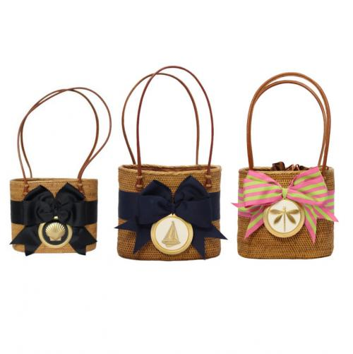 MOB Bag Bow and Adornment  Apparel & Accessories > Handbags > Tote Handbags