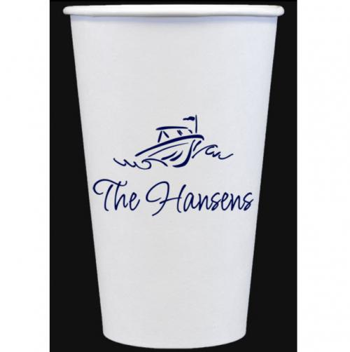 16 oz Paper Coffee Cups  Home & Garden > Kitchen & Dining > Food & Beverage Carriers