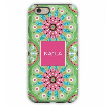 Personalized iPhone Case Boho Girls   Electronics > Communications > Telephony > Mobile Phone Accessories > Mobile Phone Cases
